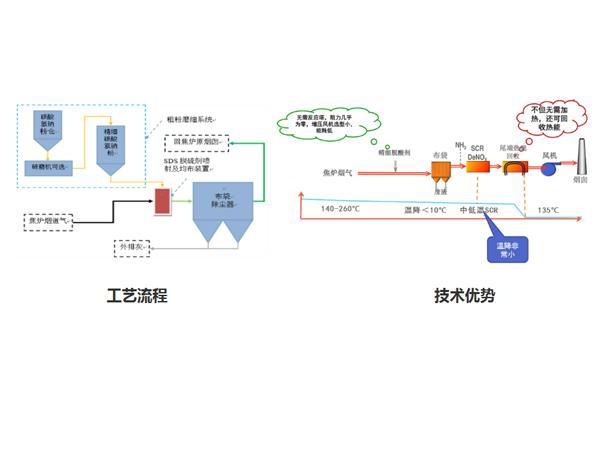 SDS干法脱硫工艺